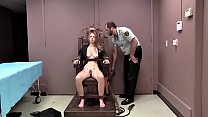 * Forever together - Electric chair girl gets fucked by a girl