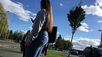 College Jeans Babe