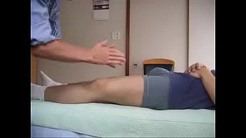 A massagem e o volume da rola