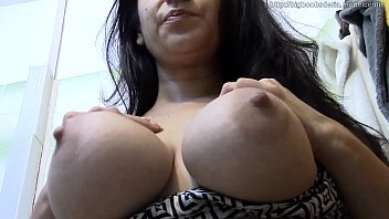 Mom wants her tits sucked.