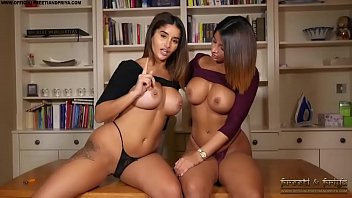 Indian twins Strip and give you jerk Off Instructions