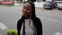 MAMACITAZ - #Morella Mazo - Colombian Ebony Gets Picked Up And Fucked By Stranger