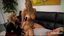 Vanessa Cage in Step daughter gets fuck by daddy