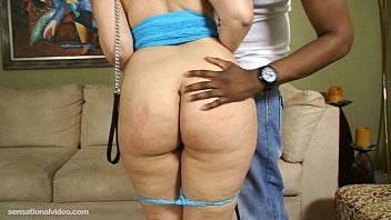 Sexy Big Booty White Girl Crawls To Fuck Big Black Cock