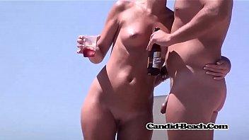 Candid beach Nudist Amateur Milfs 2