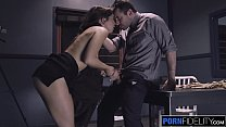 PORNFIDELITY Riley Reid Squirts All Over James Deen