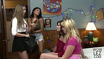Giselle Palmer has plans without panties feat. Romi Rain