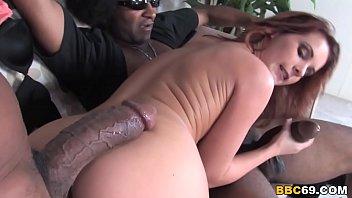 Tweety Valentine Fucks The Two Biggest Black Dick