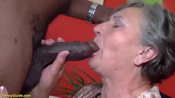 busty 80 years old granny first time interracial fucked 12 min