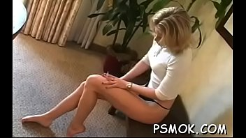 Cutie can't live without sucking and smoking