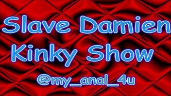 SD Kinky Show - Bathroom Dildo Fun