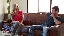 Julia Ann Stepmom Rendering To Her Stepdaughter's Boyfriend Dick- stepfamilyxxx.com