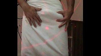 Dotado de toalha