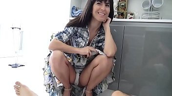 Hot Mature With Fringe Fucks Her Son 12 min