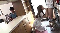 Người bố đáng thương và cô vợ trẻ - Sakura Yuina