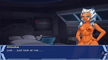 Star Wars Orange Trainer Part 21 cosplay bang hot xxx
