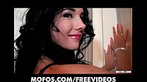 Amateur Czech is picked up in the streets & paid to model & fuck