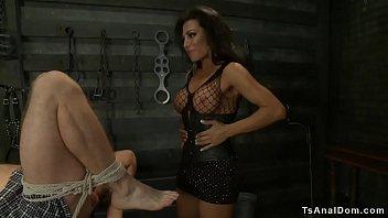 Shemale anal punish unfaithful husband