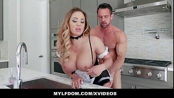 MYLFDom - Asian Milf (Mia Lelani) Gets Hardcore Pussy Fuck