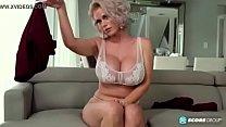 Casca Akashova the hottest big boob blonde