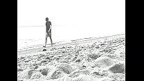 Nude beach - Big German Fritz