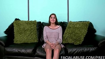 Anxious skank throated and degraded