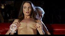 Beautiful girl gets her nipples twisted hard 71 sec