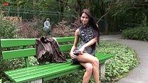 Eroberlin russian Maria nudeart Superstar open public long hair Berlin nudity