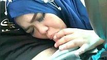 Bokep Indonesia   Hijab Blowjob