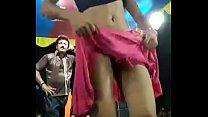 Bangladeshi girl nude dance in public