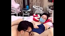 Hot Asian amateur cam girl sex and oral - wasabicams.com