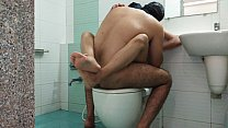 indian couple homemade sex fucking while in shower