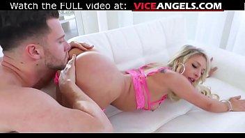 Latina blonde wife Carmen Caliente fucked hard (Seth Gamble , Carmen Caliente)