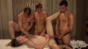 beautiful boys orgy