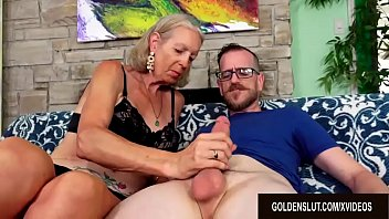 Tall Granny Super Sexy Has Her Tight Asshole Reamed by a y. Guy