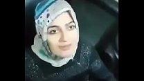 Arabic girl sucking
