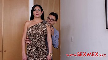 Sexy mature woman went to a job interview, where she got hypnotized and fucked in the ass.