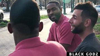 BlackGodz - Black God Fucks A Hopeless Unemployed Boy