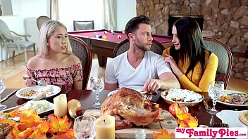 """""""Who's Hotter"""" - Competing For His Thanksgiving Creampie S10:E6"""