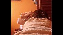Madura flaca de tezonco cogiendo y su hijo en el cuarto de a lado
