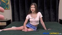 Private Casting X - Teen actress Winter Spice fake audition sex