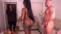 Tender Montana gets caught seducing her trainer