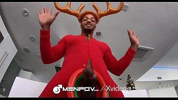 MenPov Naughty Christmas Fuck In Pov