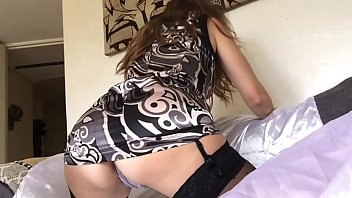 T&A 456 - Sexy Milf in Satin Panty