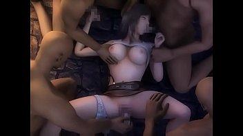 Final Fantasy Tifa Lockhart | 3D Hentai