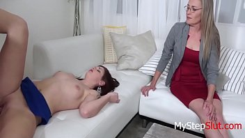 Brunette Daughter & Dad's Therapy- Scarlett Mae