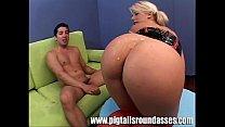 Georgia Peach Pigtails pt3 15 min