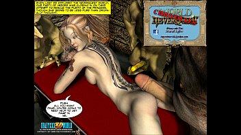 3D Comic: World of Neverquest Chronicles 2