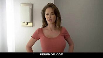 HOT BUSTY STEPMOM CHEATS WITH HER BIG DICK STEPSON