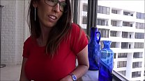 Weekend At The Beach With Step Mom - Dava Foxx - Family Therapy 14 min